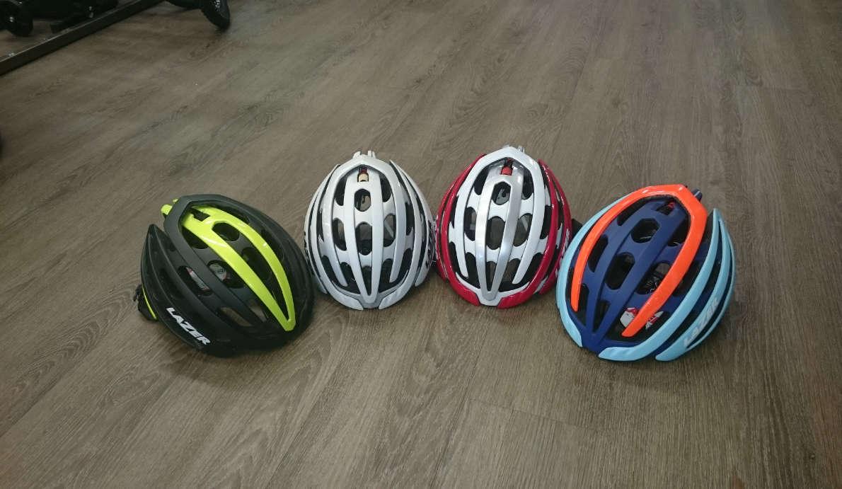 Lazer helmet sale at Norco John Henry