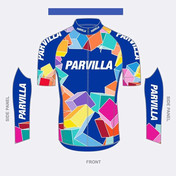 Parvilla Retro Mapei - Mens RBX Sport Jersey