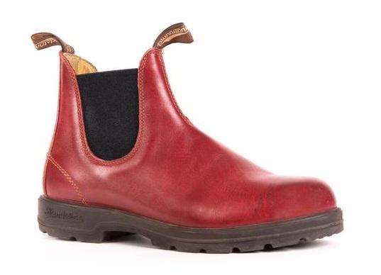 Blundstone 1431 - Burgandy Rub (Leather Lined)
