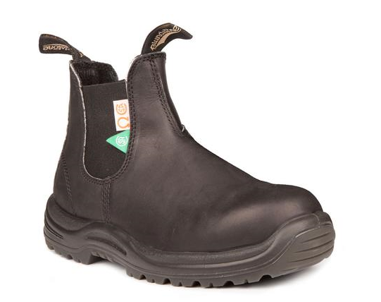Blundstone 163 - CSA Greenpatch Black