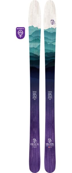 Icelantic Riveter 85