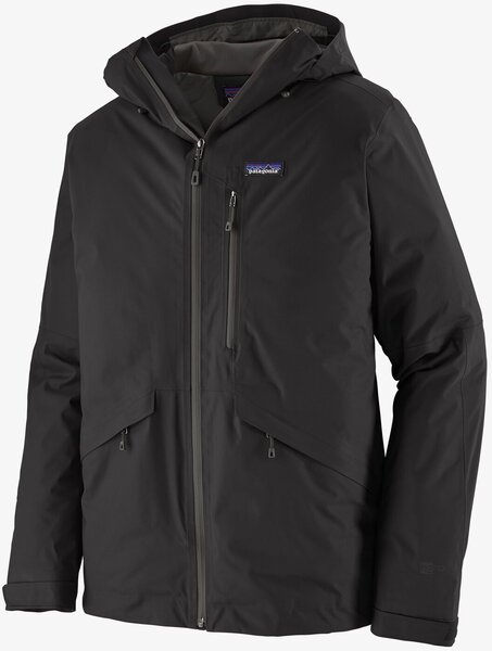 Patagonia Snowshot Insulated Jacket Color: Black