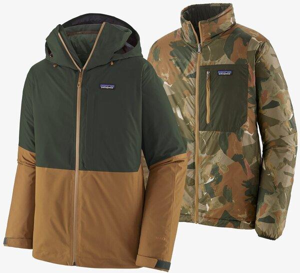Patagonia M's 3-in-1 Snowshot Jacket