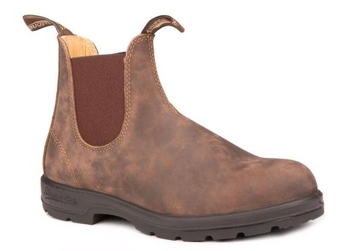 Blundstone 585 - Rustic Brown (Leather Lined)
