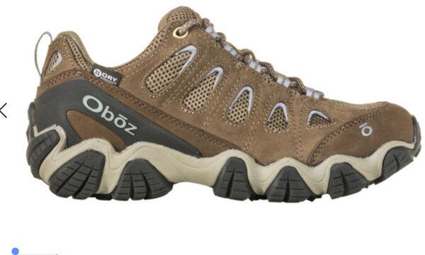 Oboz Women's Sawtooth Low BDry