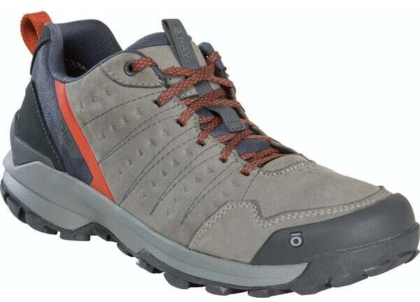 Oboz Men's Sypes Low Leather B-Dry