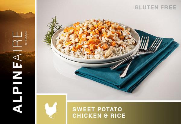 ALPINE AIRE Sweet Potato Chicken & Rice