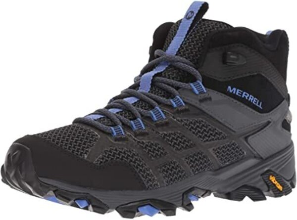 Merrell Men's Moab FST 2 Mid Waterproof