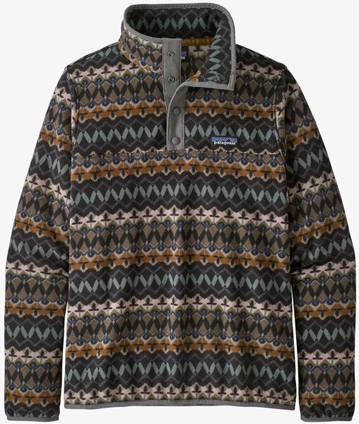 Patagonia Wms Micro-D snap Pullover