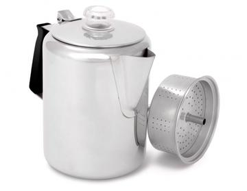 GSI OUTDOORS Stainless 6 Cup Percolator