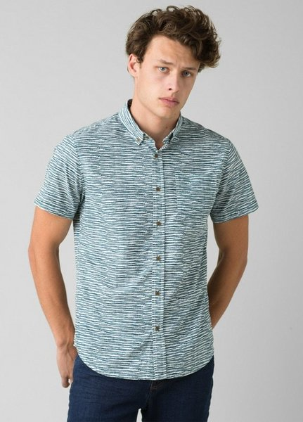 PrAna Zuckerfield Shirt Slim