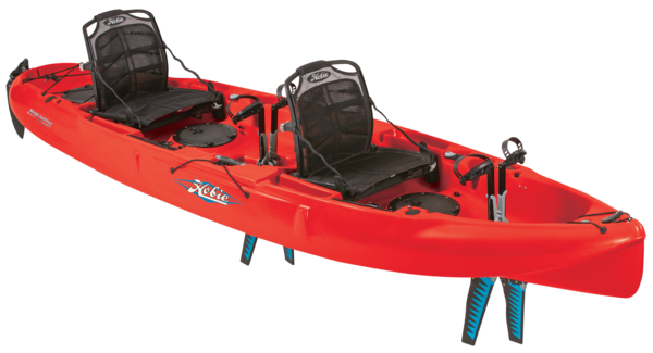 "Hobie Mirage Outfitter 12""8"