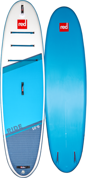 "Red Paddle Co Ride 10'6"" Package"