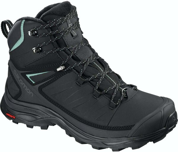 Salomon Women's X Ultra Mid Winter CS Waterproof
