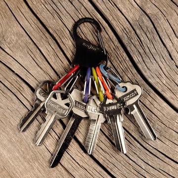 Nite Ize S Biner Key Ring