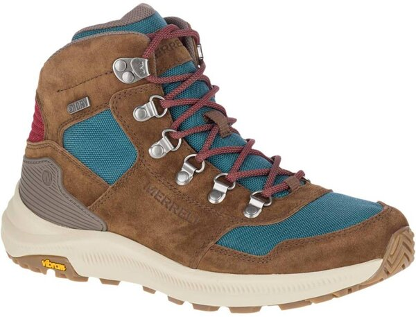 Merrell Women's Ontario 85 Mid Waterproof