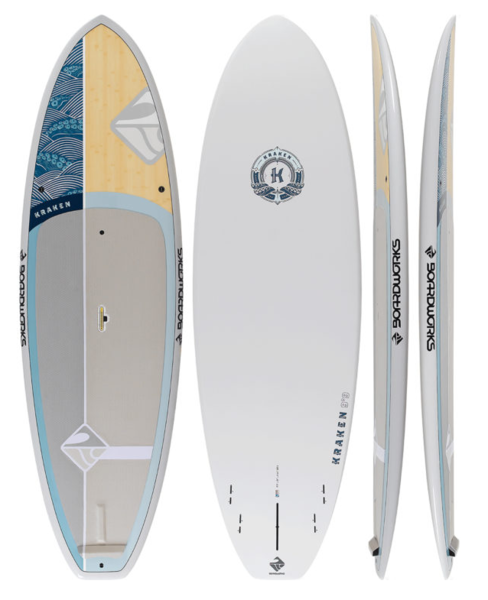 Boardworks Kraken 9'9""