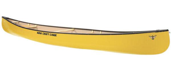 Nova Craft Canoe Prospector 17 Fiberglass