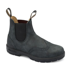 Blundstone 1472 - Rustic Black Brogue