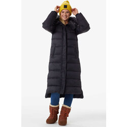 Lole Nora Down Very Long Quilted Jacket