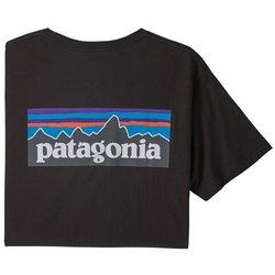 Patagonia P-6 Logo Organic T-Shirt