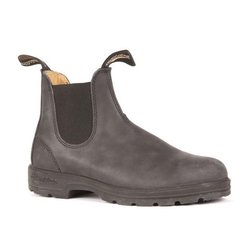 Blundstone 587 - Rustic Black (Leather Lined)
