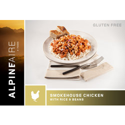 ALPINE AIRE Smokehouse Chicken w/ Beans & Rice