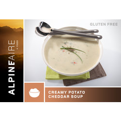ALPINE AIRE Creamy Potato & Cheddar Soup