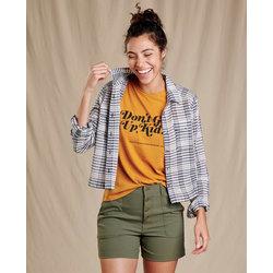 Toad & Co Airbrush Long Sleeve Shirt