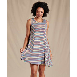 Toad & Co Daisy Rib Sleeveless Dress