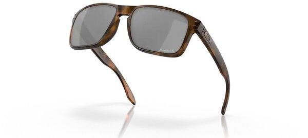Oakley Holbrook™ Prizm Black Lenses, Matte Brown Tortoise Frame
