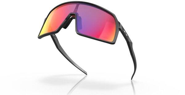Oakley Sutro Prizm Road Lenses, Matte Black Frame