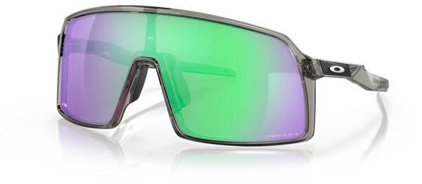 Oakley Sutro Prizm Road Jade Lenses Grey Ink Frame