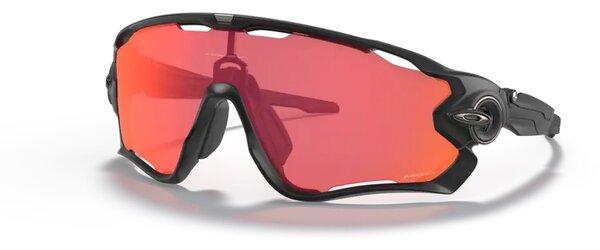 Oakley Jawbreake Prizm Trail Torch Lenses Matte Black Frame
