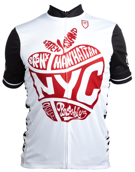Danny's Cycles Big Apple Jersey