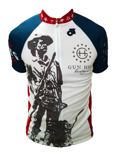 Danny's Cycles Gun Hill Brewery Jersey