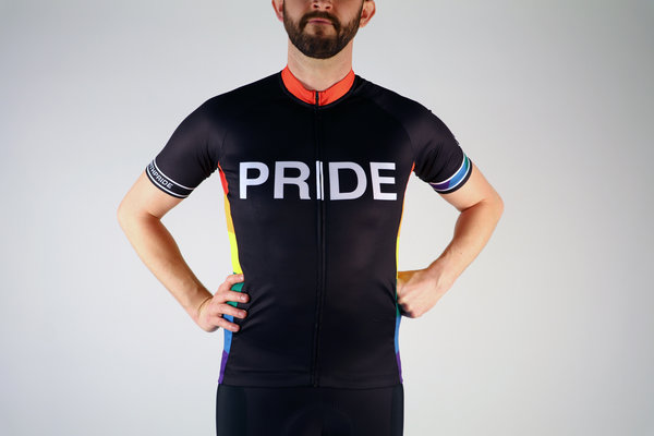 Danny's Cycles Ride with Pride Jersey