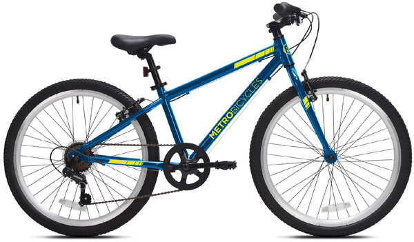 Metro Bicycles MB24 Color: Analog Blue