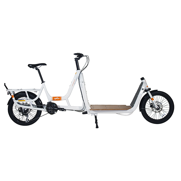 Yuba Supermarche Front Loader Cargo Bike