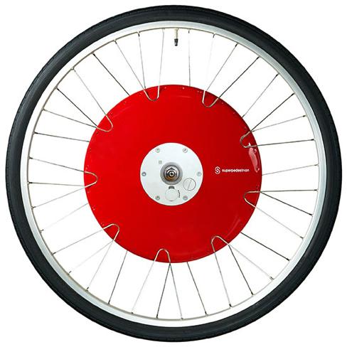 Super Pedestrain Copenhagen Wheel (Pedal Assist E-Wheel)