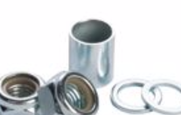 Torker TriStar Rear Axle Nut, Washer & Spacer Kit 17mm