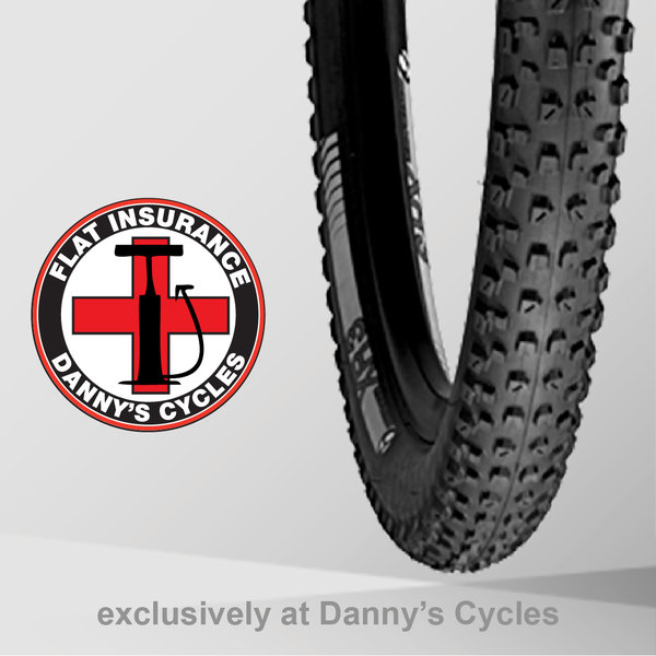 Danny's Cycles Flat Insurance