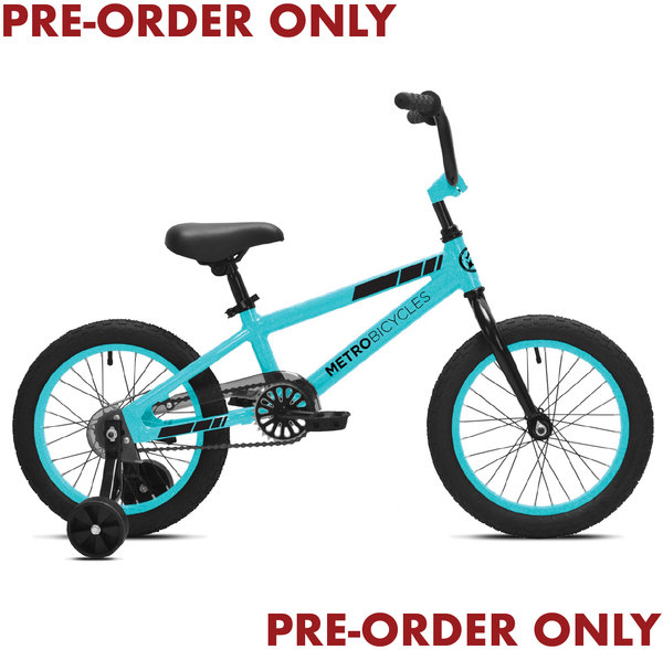 Metro Bicycles PRE-ORDER ONLY - MB16 available late JULY