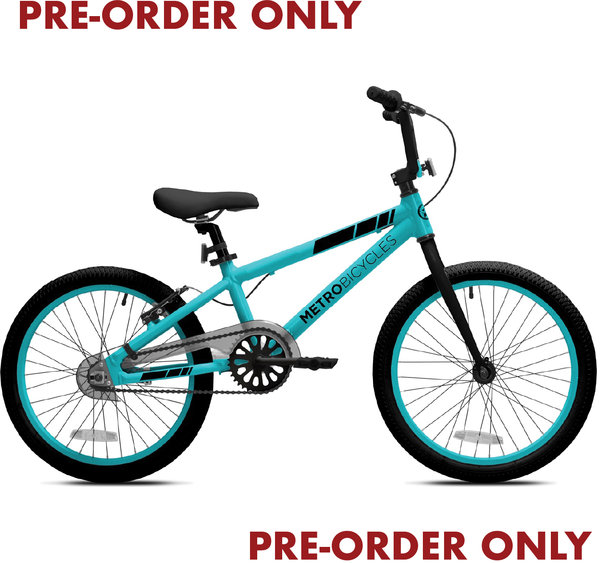 Metro Bicycles PRE-ORDER ONLY - MB20 available late JULY