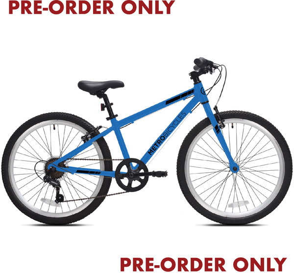 Metro Bicycles PRE-ORDER ONLY - MB26 available late JULY (7 speed)