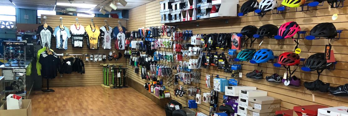 Pelham shop floor