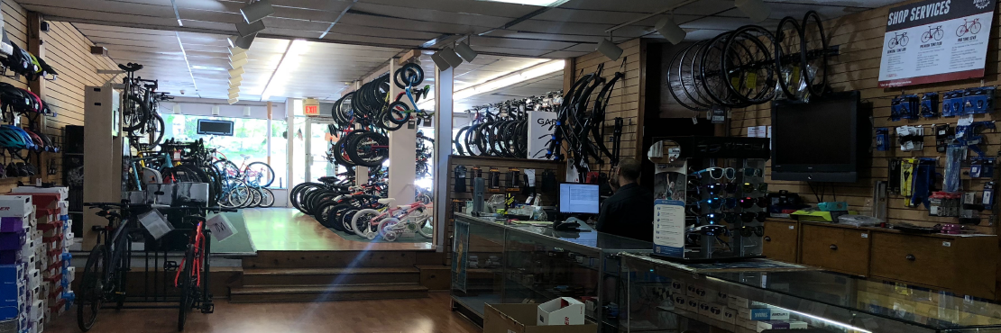 Pelham shop floor & service department