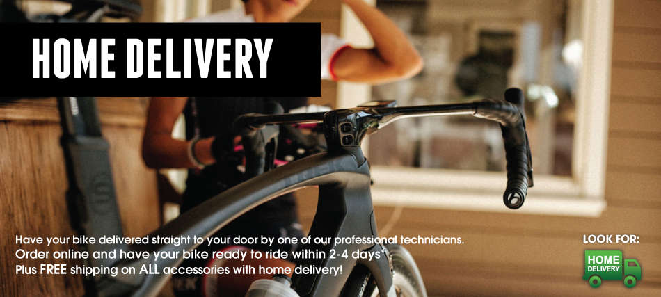 Home Delivery - Bike Delivery