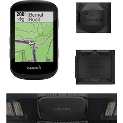 Garmin Edge 530 Bundle (HRM, Speed, Cadence sensors)