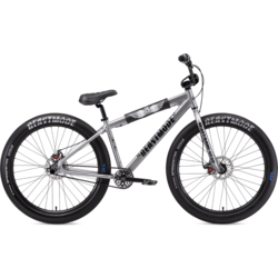 SE Bikes Beast Mode Ripper 27.5+ Silver